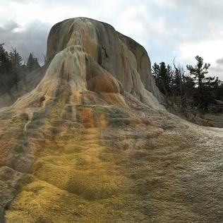 Orange Mound. Photo Credit: NPS.