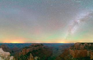 Grand Canyon National Park. Photo Credit: NPS/J. White